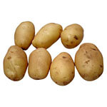 Some potatoes