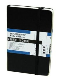 Search for Moleskine City Notebooks on Amazon.com