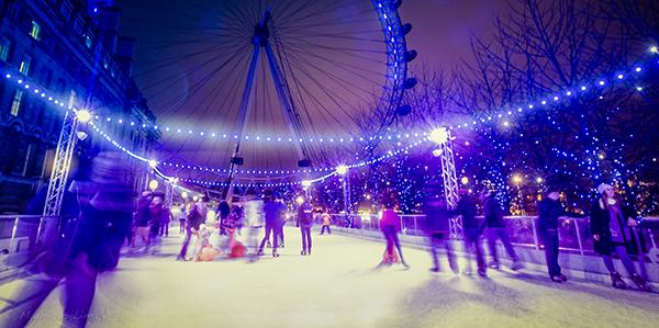 Eyeskate @ London Eye