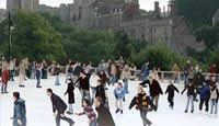 Streatham Ice Arena skating rink