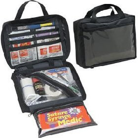 World Traveler First Aid Kit