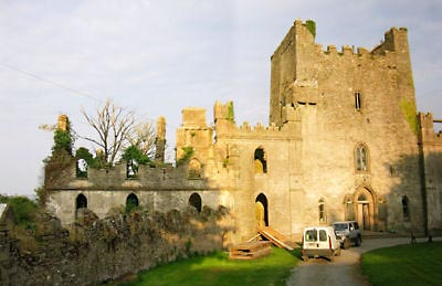 Birr Castle in Ireland