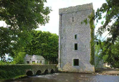 Birr Castle in Ireland