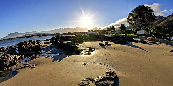 The amazing Gordon's Bay, South Africa