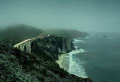 US Highway 1 in California