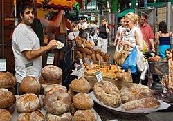 Borough Market in London