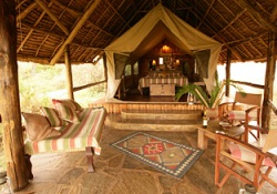 Tortilis Camp, Kenya