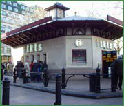 TKTS Booth in Leicester Square