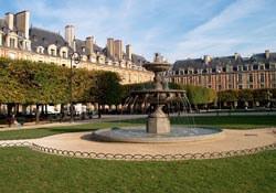 Place de Vosges in Paris