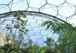 Eco-dome nature reserve