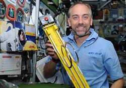 Space traveler Richard Garriott