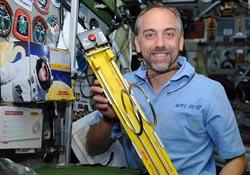 Space traveler Richard Garriott