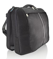 The new Belkin FlyThru TSA-approved laptop case