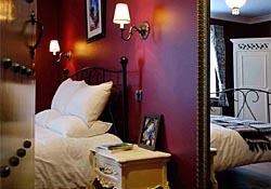 The romantic Church Street Hotel in London