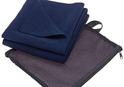 Travel towel from Aquis