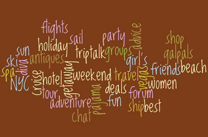 Girls Getaway Wordle