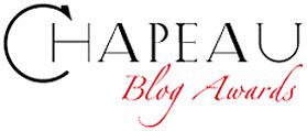 Chapeau Blog Awards