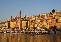 Cote d Azur, France