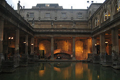 Thermae Spa in Bath, England