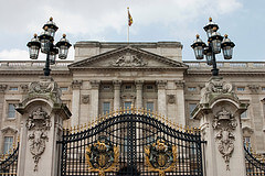Buckingham Palace, London