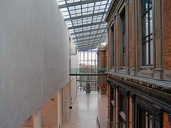 Statens Museum fur Kunst in Copenhagen, Denmark