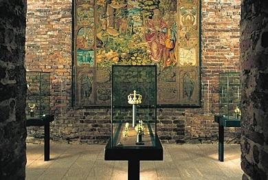 The Royal Treasure in Stockholm