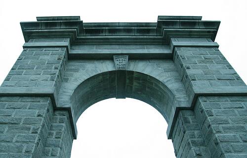 The Tilton Arch