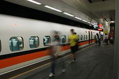 High speed train Japan