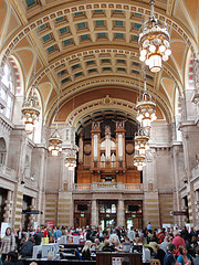 Kelvingrove Museum great hall