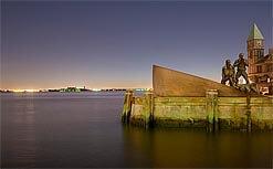 The Doomed Merchant Mariners Memorial