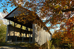 Covered bridge in Kentucky