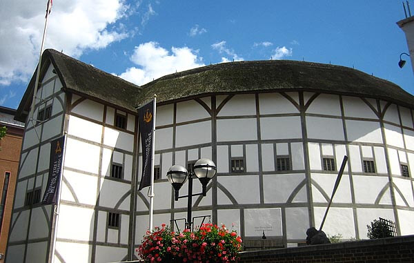 The Shakespeare Globe Theatre, Bankside
