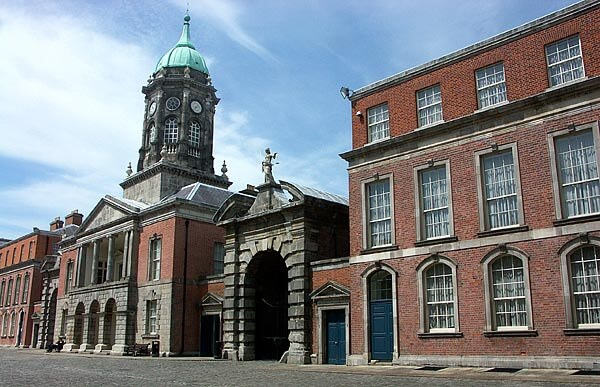 Chester Beatty Library at Dublin Castle