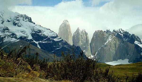 The Torres del Paine, Chile