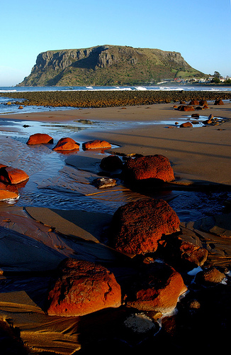 The Nut - Stanley Tasmania by carldashjonesdotcom.