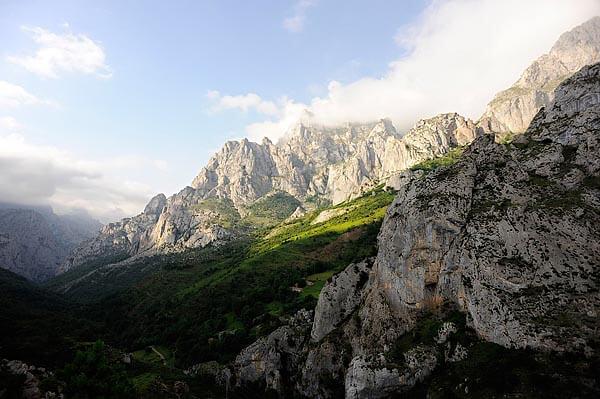 Spain's Picos de Europa