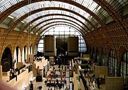 Musee d'Orsay in Paris