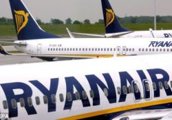 Ryanair grounds Italian domestic flights