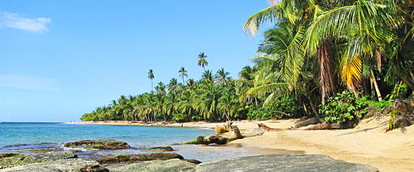 Punta Uva beach, Costa Rica